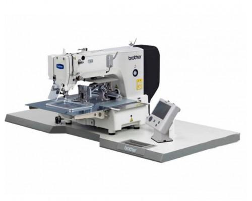 Автоматизированная машина для настрачивания деталей по контуру Brother BAS-326H-484SF (комплект)