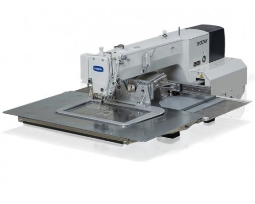 Автоматизированная машина для настрачивания деталей по контуру Brother BAS-341H (комплект)