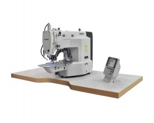 Электронная закрепочная машина программируемой строчки Brother KE-430HX-03/05 (комплект)