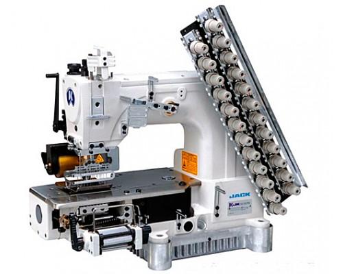 Промышленная швейная машина JACK JK-8009VCDI-12064P/VWL