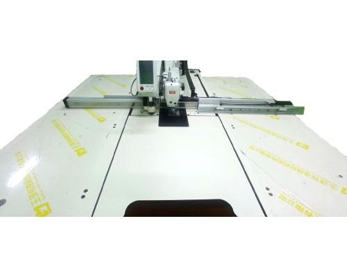 Автоматическая контурная швейная машина с лазером JOYEE JY-K6-GS850H-SF-LK2-V2 (комплект)