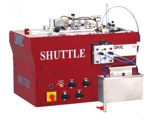 Горизонтальная автоматическая ремнекрасительная машина OMAC Shuttle, Италия