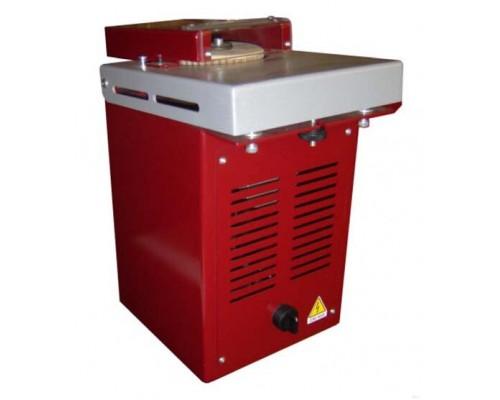 Настольная машина для зачистки и полировки кромок и носика OMAC SP 100, Италия