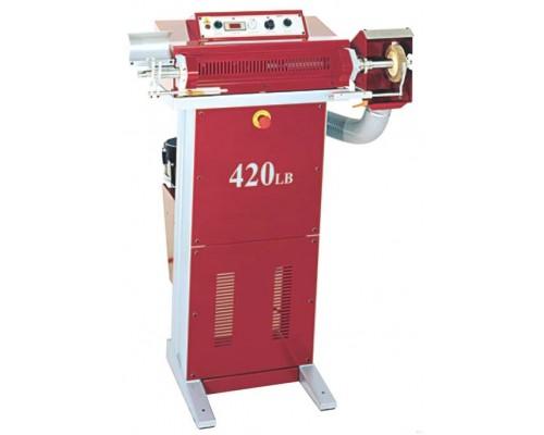 Машина для обжига (сглаживания) кромок OMAC 420 LB, Италия
