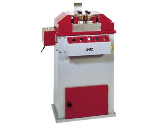 Машина для подрезки (триммер) и округления кромок ремней OMAC 810, Италия