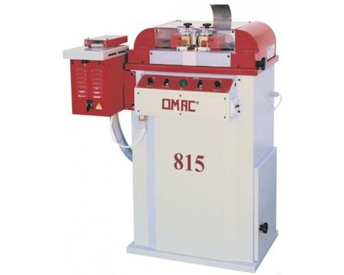Машина для горизонтальной зачистки и полировки кромок OMAC 815 и OMAC 845, Италия