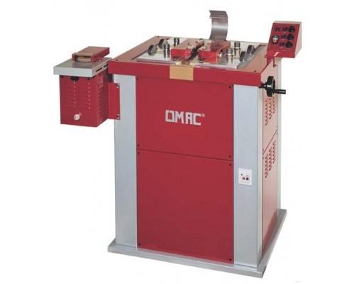Машина для автоматической горизонтальной зачистки и полировки кромки ремней и полос OMAC 850, Италия