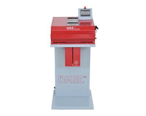 Автомат-мультирезка программируемый для горячей/холодной нарезки OMAC 995 FCID PLC, Италия