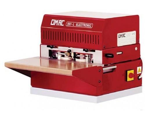 Горизонтальные ремнекрасительные машины серии OMAC 997, Италия