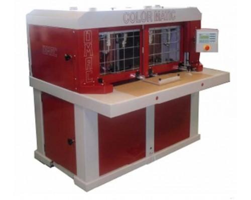 Автоматическая кромкокрасительная машина OMAC Colormatic, Италия