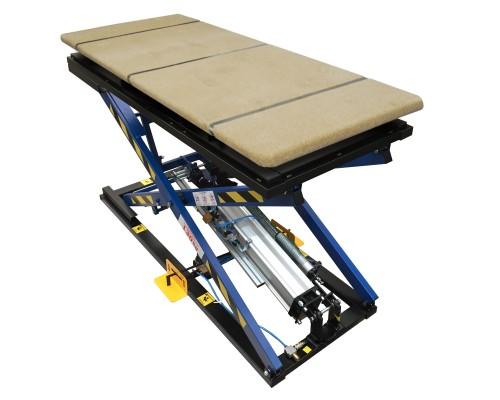 Пневматический стол для обивки мебели Rexel ST-3/KPO