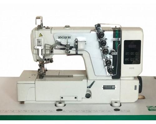 Плоскошовная машина Zoje C5000-356 (комплект)