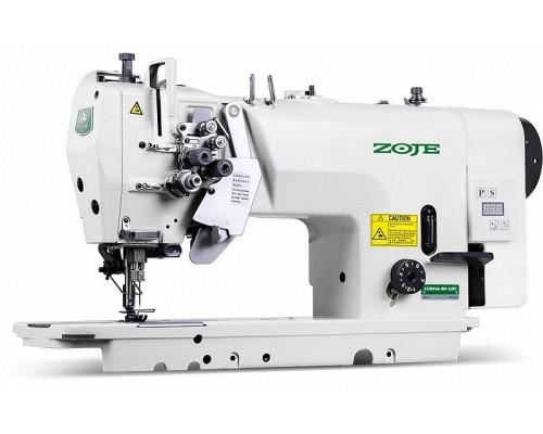 Двухигольная машина челночного стежка ZOJE ZJ 2845A-5-BD-3/02 (комплект)