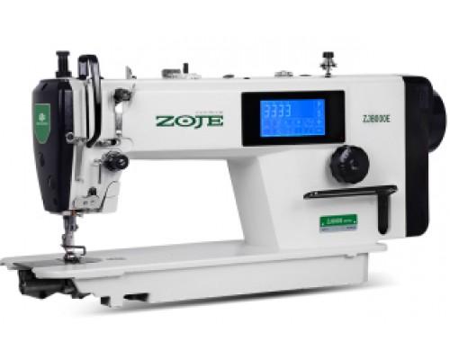 Одноигольная швейная машина Zoje ZJ8000E-D4J-5G-S7-TP/02 (комплект)