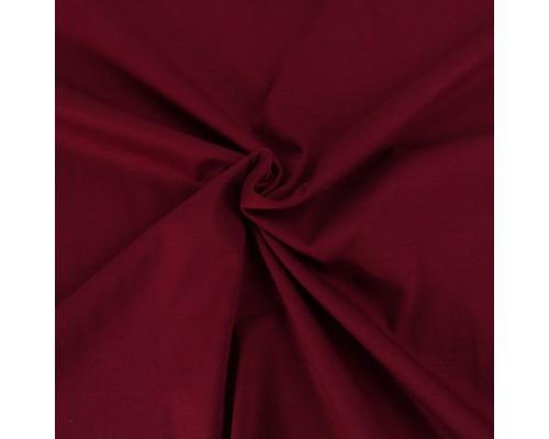 Подкладочная ткань 190Т СУПЕР шир. 150 см, бордовый №19-1850TPX
