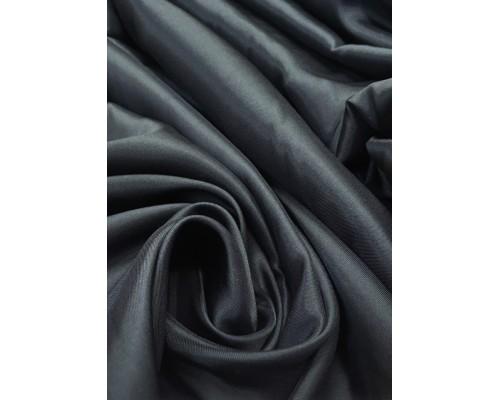 Подкладочная ткань 190Т СУПЕР шир. 150 см, темно-серый #8