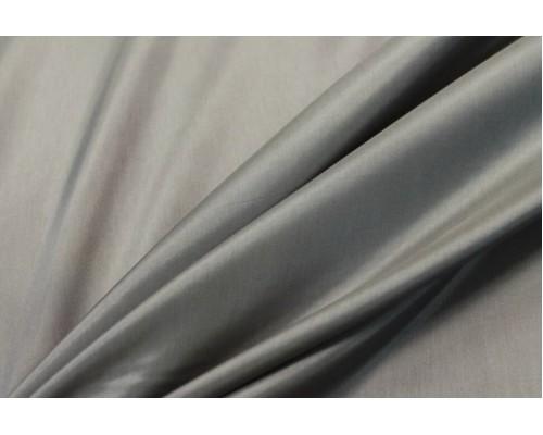 Подкладочная ткань 190Т СУПЕР шир. 150 см, св. серый №16-3801TPX