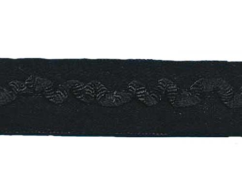 Резинка бельевая 15 мм, арт. 3003-15, черный, уп. 100 м