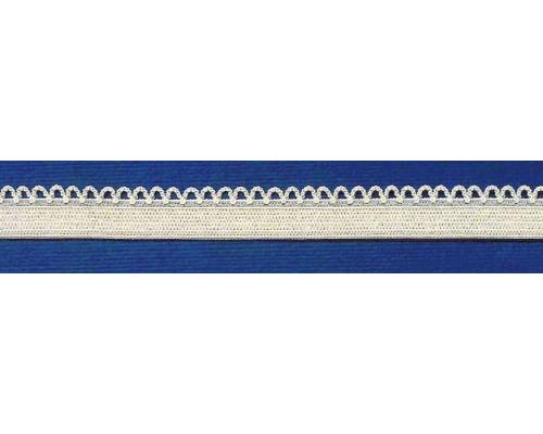 Резинка бельевая ажурная 9 мм, арт. 049