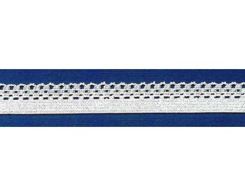 Резинка бельевая ажурная 13 мм, арт. 336