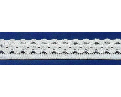 Резинка бельевая ажурная 17 мм, арт. 326