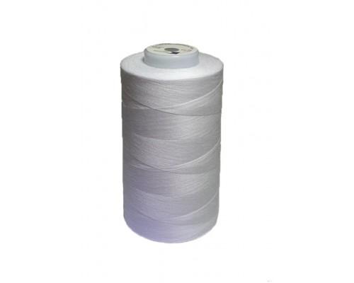 Нитки 60/2, 5000 ярд, AbsoluteThread, КНР, белые
