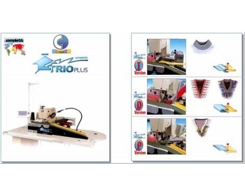 Имитация кеттлевания COMPLETT K&-S TRIO Plus