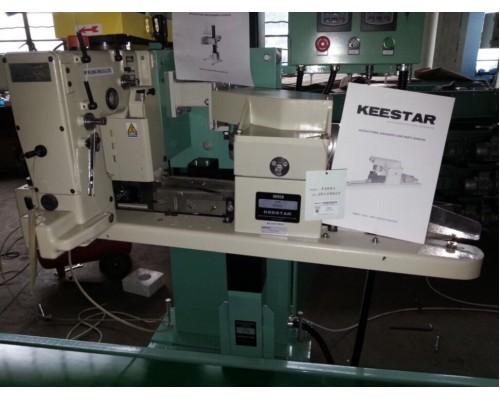 Keestar F5001 Встроенное устройство подгиба и протяжки мешка