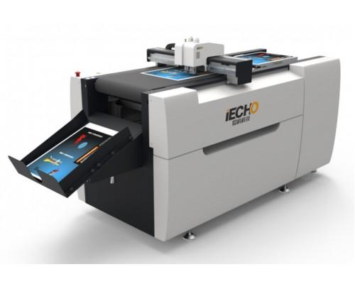Автоматический компактный листовой планшетный плоттер IECHO PK-0604 PLUS (+ осциллирующий инструмент EOT)
