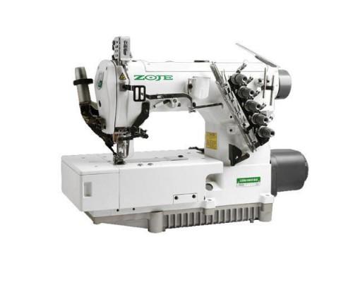 Плоскошовная швейная машина Zoje ZJ 2500A-156(164)M-VF-BD (комплект)