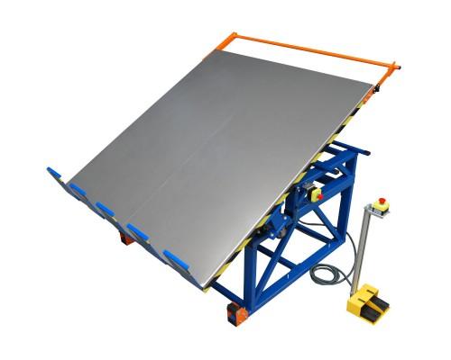 Упаковочный стол с наклоняемой платформой Rexel SOP-1