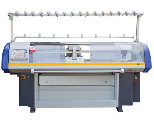 Плосковязальная машина LongXing LXC-252SC