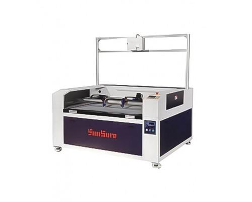 Машина для лазерного раскроя кожи SunSure SS-1610D