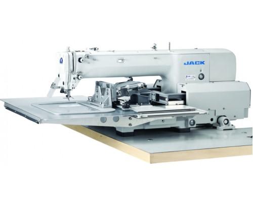Машина для пришивания деталей по контуру Jack JK-T3020  (комплект)