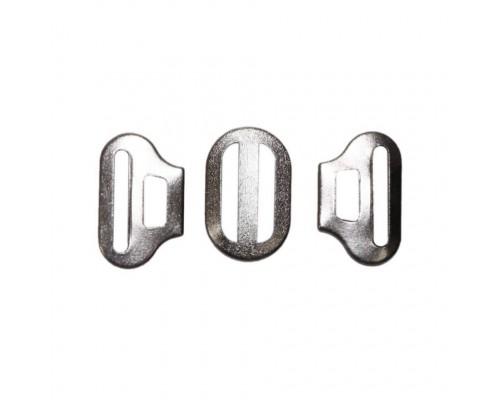Крючок галстучный из 3-х частей арт. С-44  уп 100 шт