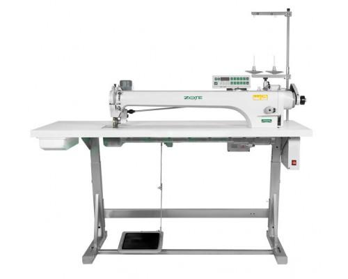 Промышленная швейная машина ZOJE ZJ 9701LAR-D3-800/PF (комплект)