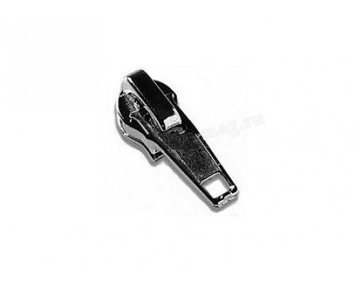 Бегунок для спирали Т-7, автомат, никель, черн. никель, цветной, уп. 100 шт