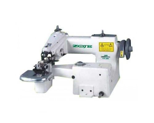 Одноигольная машина потайного стежка Zoje ZJ 860 (комплект)