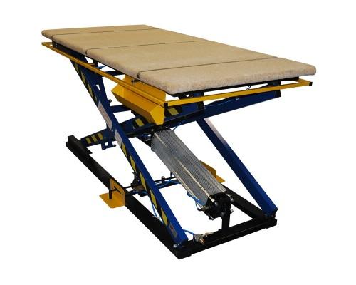 Пневматический стол для обивки мебели Rexel ST-3/RB