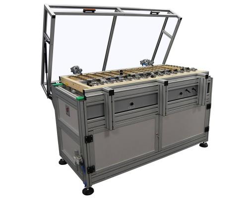 Машина для натягивания пружин типа зиг-заг Rexel NS-1