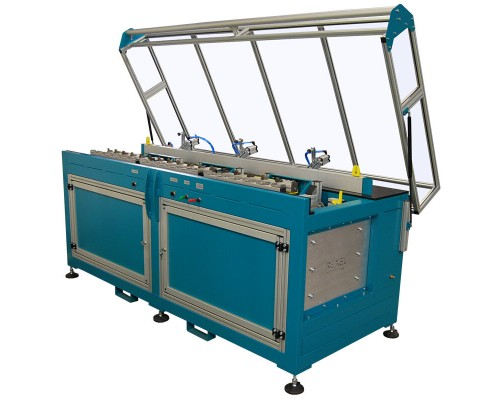 Машина для натягивания пружин типа зиг-заг Rexel NS-3