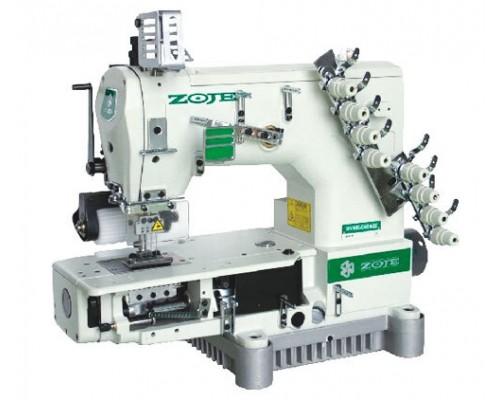 12-ти игольная машина цепного стежка Zoje ZJ 1414-100-403-601-603-12064 (комплект)