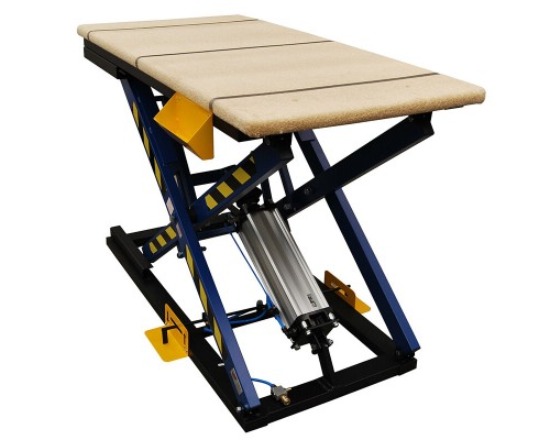 Пневматический стол для обивки мебели Rexel ST-3 MINI
