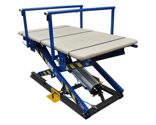 Пневматический стол для обивки мебели Rexel ST-3/R MINI