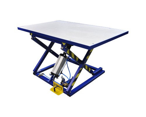 Пневматический стол для обивки мебели Rexel ST-2/OK