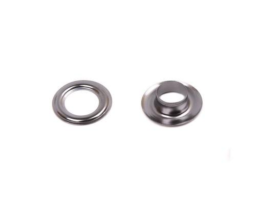 Люверсы 9 мм, антик/никель/оксид/черн.никель, уп. 1000 шт