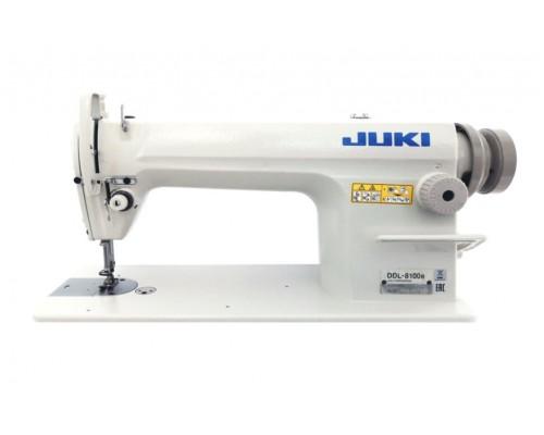 Прямострочная промышленная швейная машина JUKI DDL 8100 eH/X (комплект)