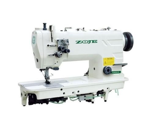 Двухигольная швейная машина ZOJE ZJ2845A-BD-3/02 (комплект)