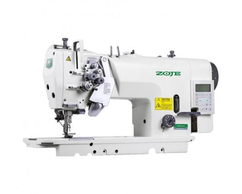 Двухигольная швейная машина ZOJE ZJ2875A-5-BD-3/02 (комплект)