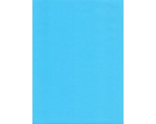 Ткань СVC, 150 г/м2, небесно-голубой (арт. №11) шир. 150 см